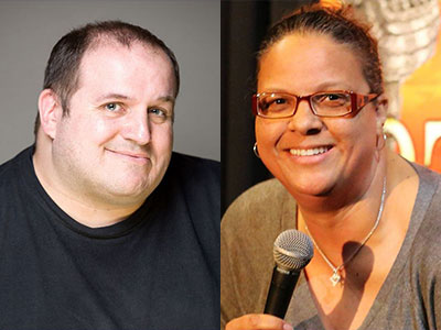 Brian Apprille & Lisa Gilbert