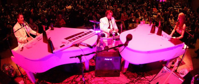 Dueling Pianos Show